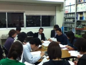 2013年4月18日(木)幹事会